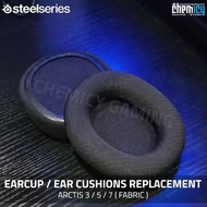 Earcup / Ear Cushions Steelseries Arctis 3/5/7 Airweave Fabric