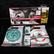 RS8 Pulley Set V4.2 CVT Package (Aerox/Nmax V1 V2)