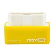 Nitro OBD2 Box Chip Tuning Benzin Cars Power Motor ECU Neuzuordnung Performance