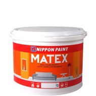 Plamir Wall Matex 4 Kg Gallon Nippon Paint / Wall Filler / Matex Putty / Pelamir Nut