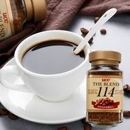 【UCC】114咖啡 90g 即溶黑咖啡 沖泡粉 日本進口咖啡