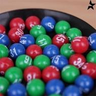 抽獎彩球機 搖號機 幸運電動彩票機雙色球選號抽號搖獎機轉盤自動搖號機選號碼球