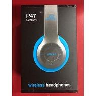 P47 無線藍芽耳機