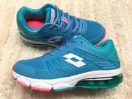 【Jolove】LOTTO樂得女鞋/鳳凰展翼/專業運動氣墊跑鞋5286