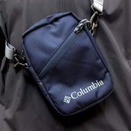 【Columbia】日線側背包 深藍 UPU82370