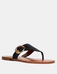 Coach 女生平底拖鞋Lesli Sandal US 5-11 可能缺尺寸 $2780/雙💙