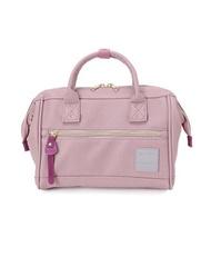 Original Anello AT-H1021 Candy macaron pastel color faux leather mini boston sling bag