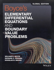 Boyce`s Elementary Differential Equations and Boundary Value Problems (Paperback)