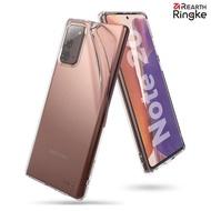 【Ringke】Rearth 三星 Galaxy Note 20 / Ultra [Air] 纖薄吸震軟質手機殼(Note20 / Ultra 手機殼)