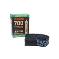 MAXXIS內胎700x18-25C(法式長氣嘴60mm)(氣嘴芯可拆)[03200581]【飛輪單車】