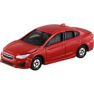 大賀屋 TOMICA 078 速霸陸 IMPREZA G4 多美小汽車 汽車 車子 模型 玩具 L00010140
