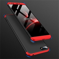 Cover Case For Huawei Y6 2018 Case Huawei Y6 Prime 2018 3in1 Full Protection Matte Cases For Huawei