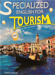Specialized English for Tourism 第三版 (16K+1MP3) (新品)