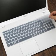 15.6 Inch Silicone Keyboard Cover Protector for Acer Aspire E15 E 15 E5-576 E5576 V3 V15 E5-553G/575G / Aspire 3 5 7 Series