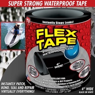 FLEX TAPE - Instantly seal, repair, patch & bond!
