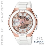 Casio Baby-G MSG-400G-7A Resin Band Women's Watches / MSG-400G-7ADR