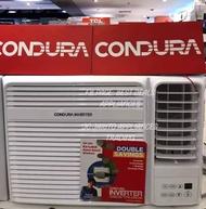 Brand New Condura Aircon windows type inverter 6X