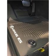 ㊣USA Gossip㊣ LEXUS ES200 ES250 ES300H 原廠 腳踏墊 防水保護墊