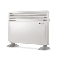 AIRMATE 艾美特 - [IPX4防潑水認證]居浴兩用防潑水對流式電暖器HC51337G-雪花白