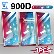 Screen Protector Hydrogel Film for Oppo Reno 3 Pro 2 2Z ACE X10 Zoom Protective Film for OPPO A5 A9 2020 A5S Not Glass