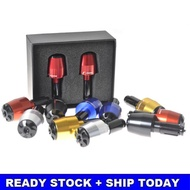[IFY] Motorcycle accessories 17MM Handlebar Grips Handle Bar Cap End Plugs for Yamaha MT-01 MT-03 MT-05 MT-07 FZ-09