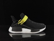 Adidas_humanrace_nmd_men's Lightweight fashion_sport shoes_running shoes_sneakers _(White/Black)