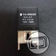 HONDA 本田 K5 K6 CRV CITY LANCER 冷氣繼電器 電源繼電器 30A 4P rc2225