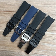 22mm silicone strap replacement IWC watch strap marine timepiece Portuguese series
