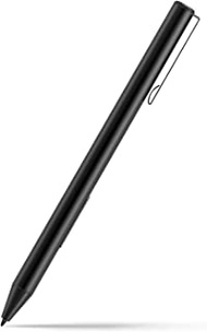 Pen for Surface, Jelly Comb Capacitive Stylus Pen Rechargeable with Plastic Pen Point for Surface Go, Surface Pro 1/3 / 4/6, Surface Studio, Surface Laptop, Surface 3, Surface Book 1/2, Black