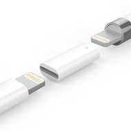 【雙母頭 Lightning】蘋果 Apple Pencil 充電轉換頭/充電頭/傳輸線轉接