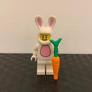 LEGO 樂高 8831 兔子人 動物 人偶