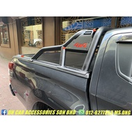 Mitsubishi Triton 2009-2021 TRD 4WD Roll Bar Sport Bar [READY STOCK]