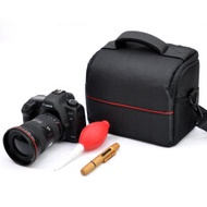 DSLR กระเป๋ากล้องไหล่สำหรับ Canon EOS M10 M5 G1X Mark II 5DS 650D 700D 100D 500D 750D 600D 760D 70D 80D 6D 7D เคสกล้อง DSLR