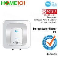 707 Water Storage Heater Dalton 15L Dalton15