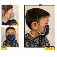 #現貨 台灣布-40支透氣精梳棉口罩防護罩