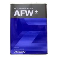【易油網】AISIN AFW PLUS WS ATF 廣泛型變速箱油 4L