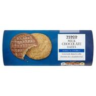 Tesco Milk Chocolate Oaties 300g