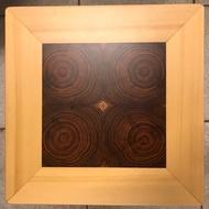 手工原木椅子 檜木 限量 每一張花紋不同 下標前歡迎詢問