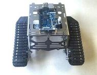 官方正品 Banana PI 智能小車底盤 機器人 履帶式機器人 BPI-Car