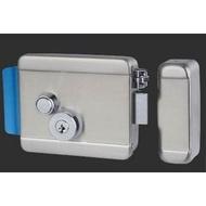 多美多不銹鋼電控鎖便當鎖可內外開+遙控開門控制器(內含兩個遙控器,電源)