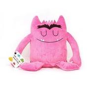 文藝洛克旗艦店*The Color Monster3D立體書我的情緒小怪獸配套公仔毛絨玩具套裝