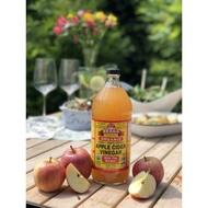 Bragg organic apple cider vinegar น้ำส้มสายชูหมัก น้ำส้มสายชูคีโต