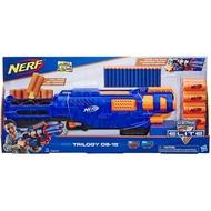 【MR W】孩之寶 NERF 菁英系列 三部曲 Trilogy DS-15 拋殼槍 拋彈殼 灰板機 軟彈槍 泡棉子彈