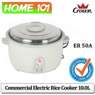 CROWN Commercial Rice Cooker 10.0L ER 50A