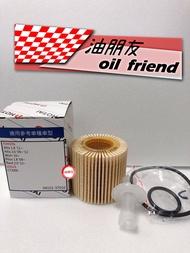 -油朋友- 原廠 HOTAI 機油芯 紙芯 ALTIS WISH PRIUS RAV4 CT200h 04152-YZZA6