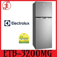 ELECTROLUX FRIDGE ICE COOL REFRIGERATOR ETB-3200MG ETB-3200BG 319L 2 DOOR FRIDGE