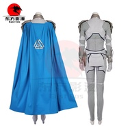 Movie Oriental Long Will Thor 3 Women God Cos Clothing