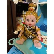 阿贊蒙師傅 魯士寶寶