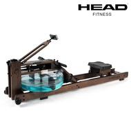 HEAD海德 水阻式划船機 WR655 鍛鍊肌肉心肺核心肌群 有氧健身運動訓練 划槳划水