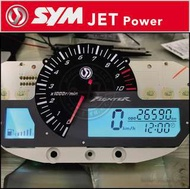 JET Power液晶淡化.液晶碼表.碼表按鍵維修.液晶儀表維修